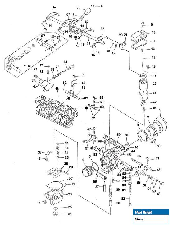 1980 Honda Ct70 Wiring Diagram on Honda Cb100 Wiring Diagram